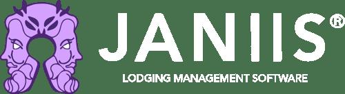 White Lettering-Janiis Logo
